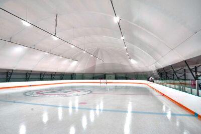 ледовый каток фото