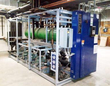 углекислотные холодильные установки