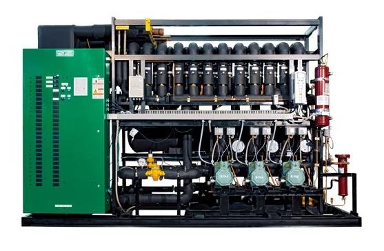 Углексилотные холодильные машины